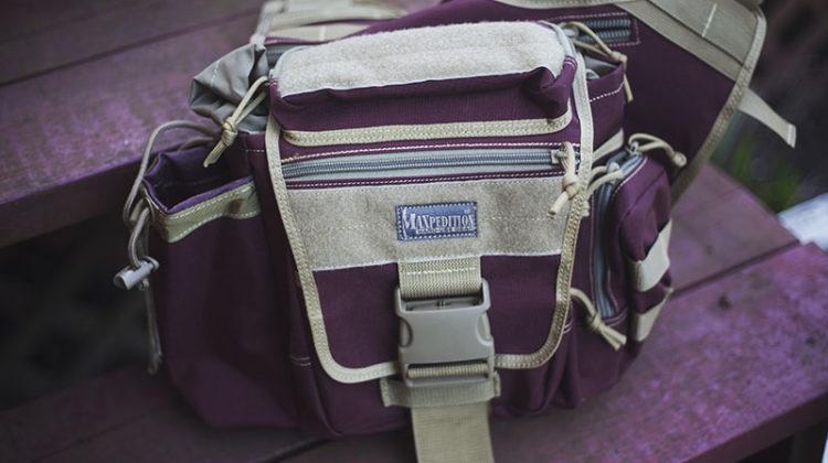 Maxpedition Jumbo Versipack EDC Shoulder Bag Review