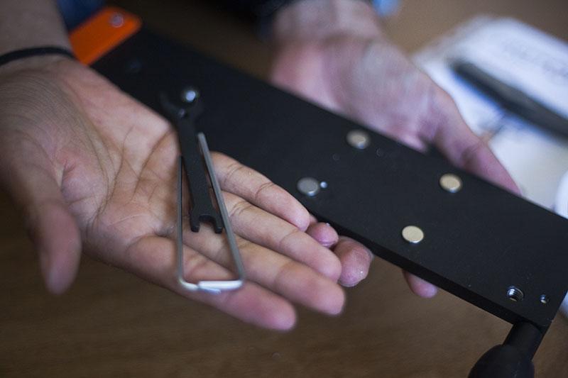 hapstone pro knife sharpener review survivalist prepper gear blog