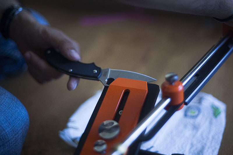 manual knife sharpener bang for buck excellent hapstone pro