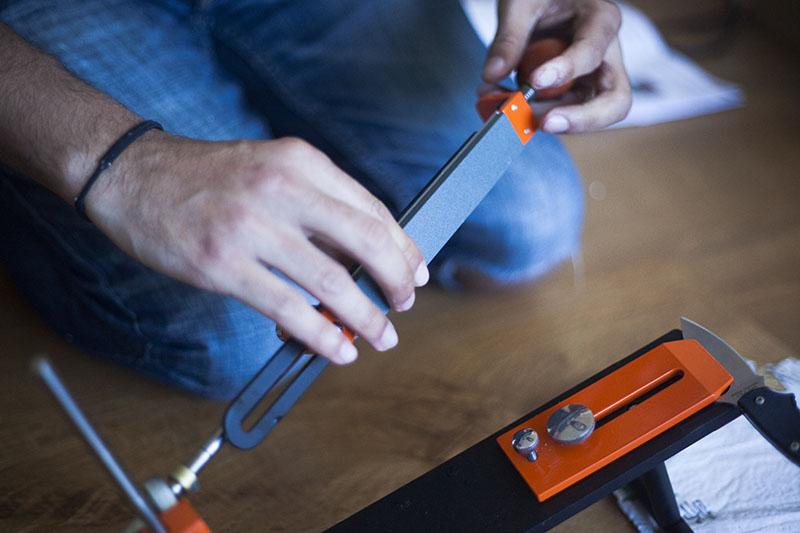 survival best prepper gear hapstone pro knife sharpener review