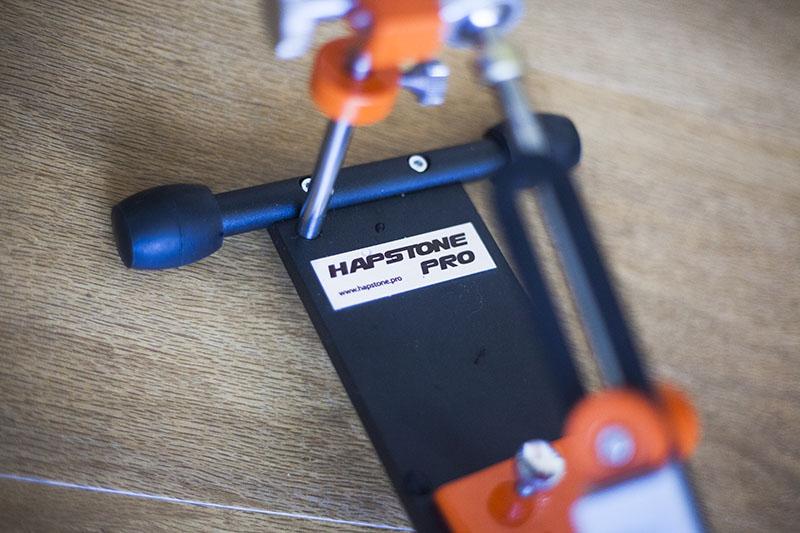 knife sharpener manual hapstone pro survivalist prepper gear review