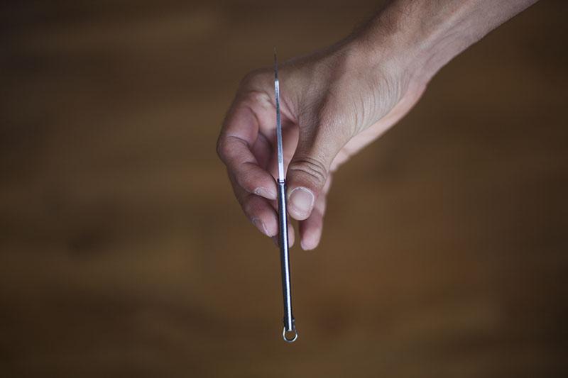 cheap historical pocket knife review douk-douk folding edc