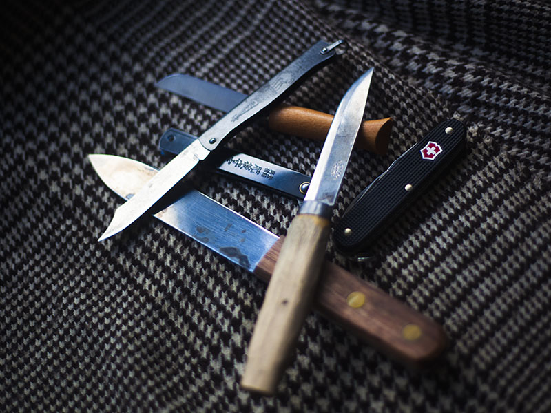 historical knife collection history knives still in production