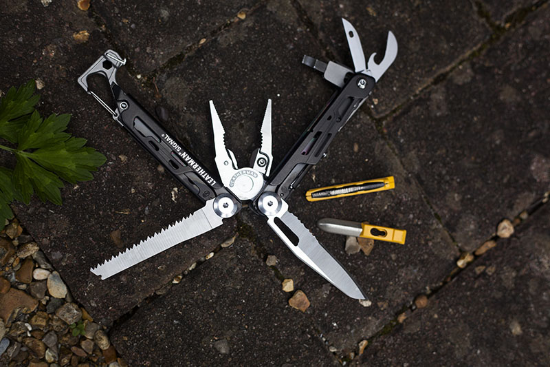 Leatherman Signal Wilderness Survival EDC Multi-Tool Review