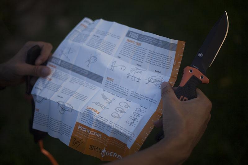 survival pocket guide pdf Bear grylls priorities of